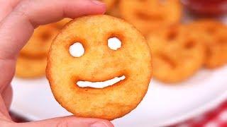 Patatas Fritas Felices | Potato Smiley