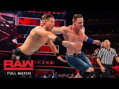 FULL MATCH: John Cena & Roman Reigns vs. The Miz & Samoa Joe: Raw, August 21, 2017