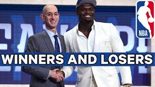 2019 NBA Draft Winners and Losers by Sportsnet Canada
