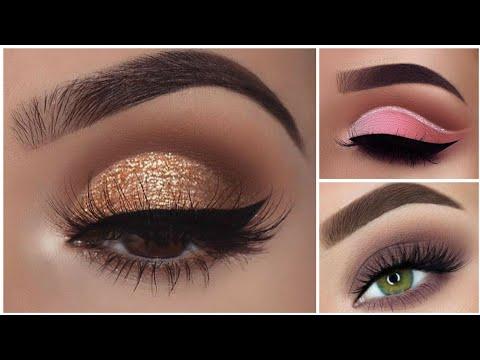 Os Melhores Tutoriais de Maquiagem  para os olhos / Glam Makeup Tutorial Compilation #162