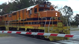 Yulee (FL) United States  city images : [HD] First Coast RR at Yulee, FL