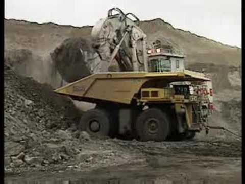 Máquinas gigantes