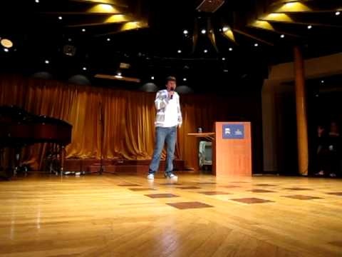 Theo Von Comedy Show Semester at Sea Reunion 2010