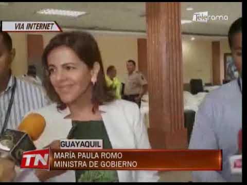 En menos de 24 horas policía desarticuló banda que atentó contra Ab. Raúl Llerena