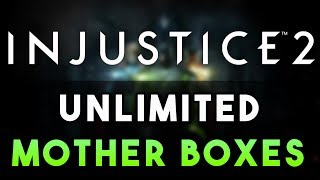 """You can unlock as many mother boxes as you want very quickly, here's how…For this to be Unlimited you simply have to go to your battle log after completing 5 matches in the AI Battle Simulator and delete the previous games (matches) and then play another 5 and repeat, this is so simply and is the easily the quickest and best way to get gold mother boxes, so I hope this helps!Subscribe and Hit the Notification Bell to Keep up to Date with When I Upload!►Subscribe to me here!: http://www.youtube.com/subscription_c…►Follow me on Instagram: https://www.instagram.com/o_knightz_o/ ►Check out Other Easter Egg Here!: https://www.youtube.com/playlist?list=PLud5z0-p8XHghQADyX6zBUkw12elgapjuInjustice 2 is a fighting video game developed by NetherRealm Studios and published by Warner Bros. Interactive Entertainment. It is the sequel to 2013's Injustice: Gods Among Us. The core gameplay remains similar to its predecessor, albeit with minor adjustments to returning game mechanics. Injustice 2 introduces a new feature called the Gear System, a loot-dropping system that rewards players with costume pieces and equipment that can be used to customize characters' appearances and modify their abilities and stats. According to developers, the idea for implementing an RPG-style progression system into a fighting game had existed since before the fall of Midway Games, the original publisher for the Mortal Kombat series. Director Ed Boon also sought to incorporate gameplay mechanics used by multiplayer shooter games, such as personalization, character creation, loot, and leveling up, into the fighting game genre, which led to the development of the Gear System.Injustice 2's storyline centers around Batman and his insurgency's attempt to restore society after the fall of Superman's regime; however, the arrivals of the newly formed supervillain group """"The Society"""" and the alien Brainiac force Batman to consider freeing the imprisoned Superman to help combat the threats. The game received pos"""
