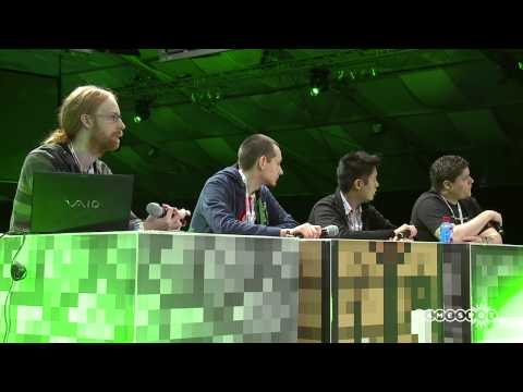 The Future of Mod API - Minecon 2012