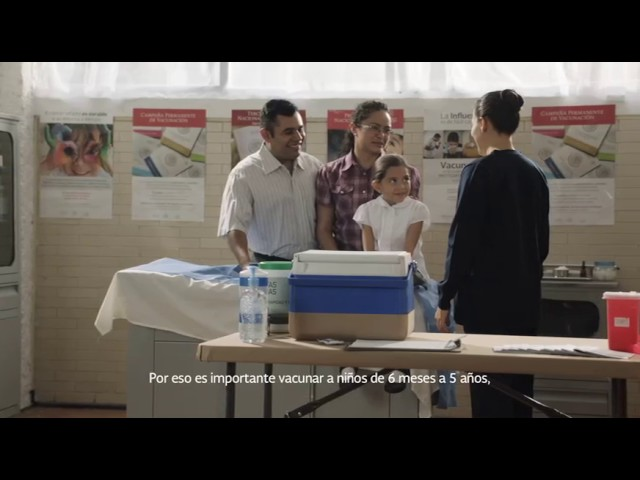 Temporada de Frío 2016, vacunación contra Influenza Estacional