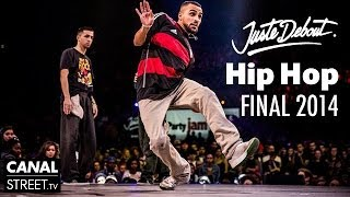 Hip Hop Final - Juste Debout 2014
