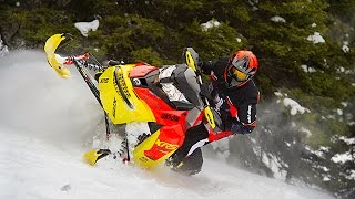1. TEST RIDE: 2015 Ski Doo Renegade XRS