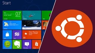 Video Dual-Boot Ubuntu 14.04 and Windows 8 [2015] MP3, 3GP, MP4, WEBM, AVI, FLV Juni 2018