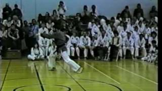 Troy (NY) United States  city images : Mike Campos ZDK-USA Weapons & Kata Competition, Troy, NY 1980's