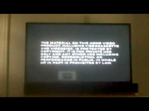 Opening to Platoon 1988 VHS