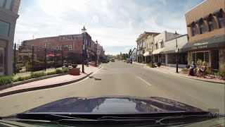Medicine Hat (AB) Canada  City new picture : Exploring Downtown Medicine Hat, AB (Time Lapse)