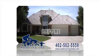 C & S Roofing Inc.- Where quality matters! Bellevue, NE
