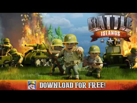 Video of Battle Islands