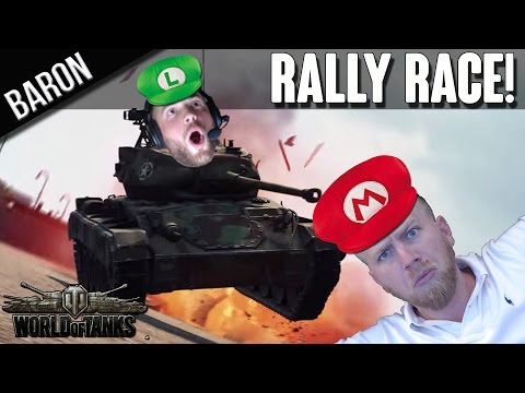 M24 - World of Tanks Rally Race Game Mode w/ Phly! WOT Free: http://worldoftanks.com/ Fellow Tankers in this Video: ○Phly: https://www.youtube.com/user/PhlyDaily That Social Media Though ○Twitter:...