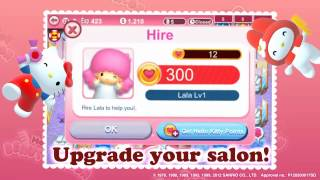 Hello Kitty Beauty Salon! YouTube video