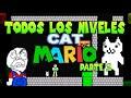 PASANDO TODOS LOS NIVELES DE CAT MARIO PARTE#1|SoyLues