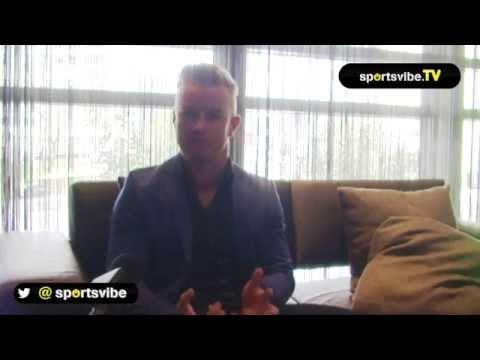 TNA's Rockstar Spud Talks Football