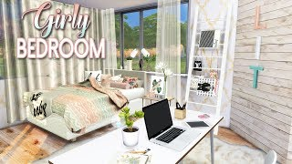 Here is a rendition of a Girly Bedroom! Stay tuned for more cc room builds on the channel! ALSO, hit me with some requests and suggestions for room build! This room is available on the gallery under the hashtag #DeeRooms or #DeeSimsIf you like the room and wanna see more of these types of videos on the channel, comment #LitRoomDownload the room here! Put this in your Sims 4 Tray Folder-http://simfil.es/271693/*** LPs are on hiatus! New gaming PC is currently being built and will not be here for at least 2 weeks! LPs will resume when the new PC is home****Donations*- ***NEW GAMING PC*** If you would like to show your support by donating, click the link here -- https://.streamlabs.com/deesims2Thank you so much!!!MusicProduction Music courtesy of Epidemic Sound: http://www.epidemicsound.comWant to become a partner, click here https://www.unionforgamers.com/apply?referral=4ftuqzgp2m3sib**Social Media**Sims 4 Gallery: DeeSims2Twitter: https://twitter.com/DeeSimsYTInstagram: https://www.instagram.com/deesims2/Tumblr: http://deesims2.tumblr.com/Paypal: paypal.me/DeeSims