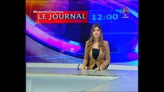 Le Journal d'information 12H :08-04-2020