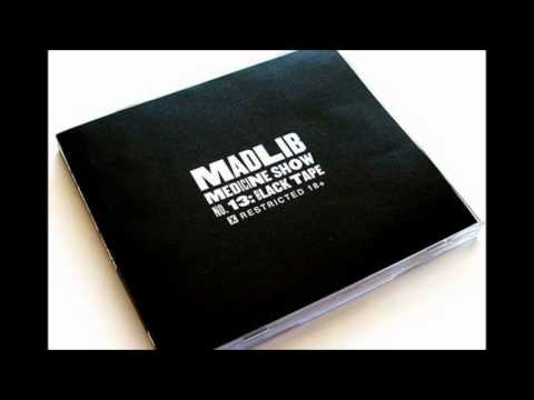 Madlib Medicine Show #13 - The Black Tape - Unknown 5