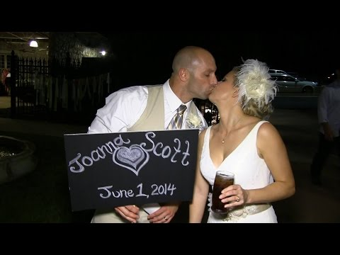 Joanna & Scott's Wedding Video Highlights - Hot Springs, AR