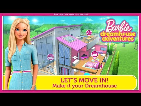 Barbie Dreamhouse Adventures Android Gameplay