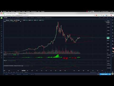 Ежедневный анализ цены биткоина 10.05.2018 - DomaVideo.Ru