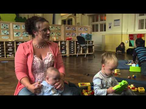 Families in the Foundation Years: Helping babies to develop