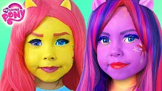 Video Kids Makeup My Little Pony with Colors Paints Alisa Play Dolls Equestria Girls MLP & DRESS UP MP3, 3GP, MP4, WEBM, AVI, FLV Juni 2019