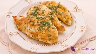 Chicken Breasts With Mustard - Quick Recipe