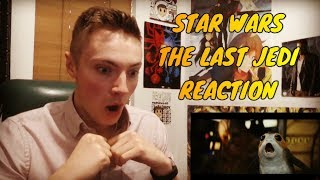 Video STAR WARS: THE LAST JEDI - TRAILER REACTION MP3, 3GP, MP4, WEBM, AVI, FLV Agustus 2018