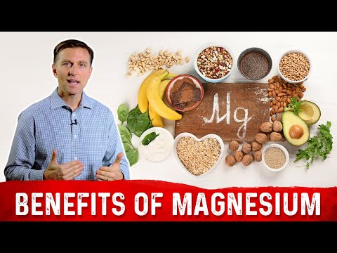 The Benefits of Magnesium (видео)