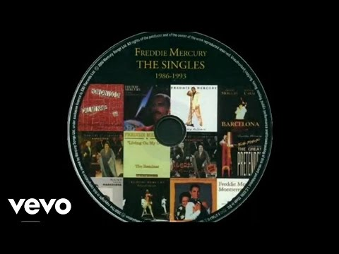 Freddie Mercury - The Great Pretender (Single Version)