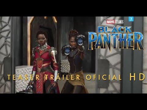 Black Panther - Tráiler Teaser oficial en español?>