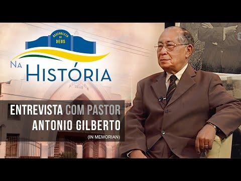 Pr. Antonio Gilberto - Doutrinas Bíblicas Pentecos