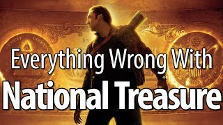 Download Video Everything Wrong With National Treasure In 13 Minutes Or Less MP3 3GP MP4