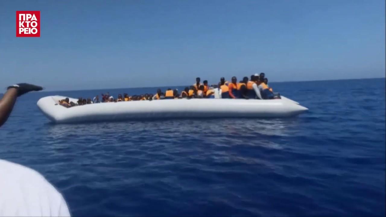 Το προσφυγικό, η FRONTEX και οι μεταναστευτικές ροές προς την Ευρώπη