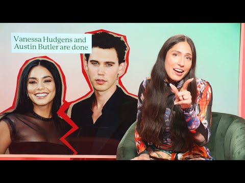 Vanessa Hudgens and Austin Butler are over