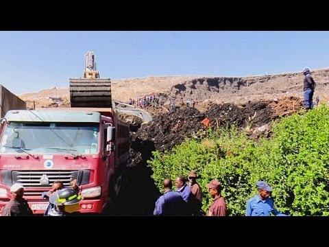 Τουλάχιστον 15 νεκροί σε κατολίσθηση χωματερής κοντά στην Αντίς Αμπέμπα