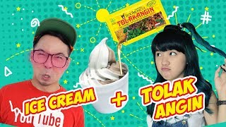 Video ICE CREAM + TOLAK ANGIN Wkwkwkw Enak Gak ya ? #EGY with Cindy Gulla MP3, 3GP, MP4, WEBM, AVI, FLV Februari 2019