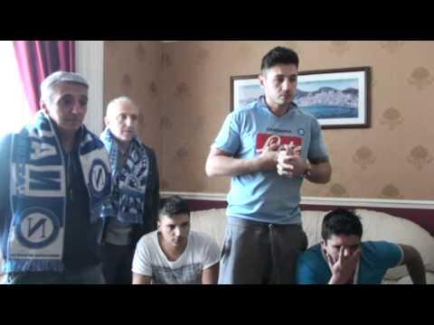 Napoli - Lazio 4-3