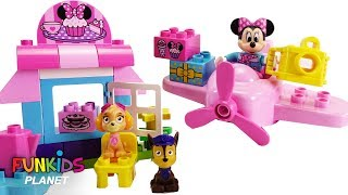 Video Learn Colors Video For Kids: Paw Patrol Play with Disney Minnie Mouse Cafe Lego Duplo Airplane MP3, 3GP, MP4, WEBM, AVI, FLV Agustus 2017