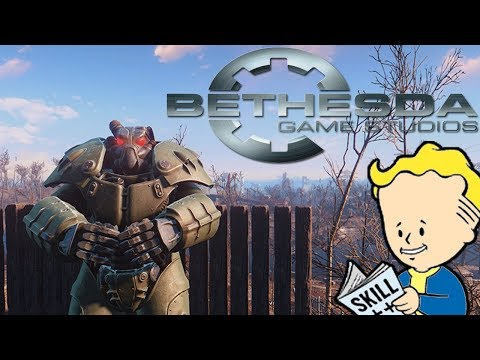 Is There A New Lead Writer At Bethesda Game Studios?!