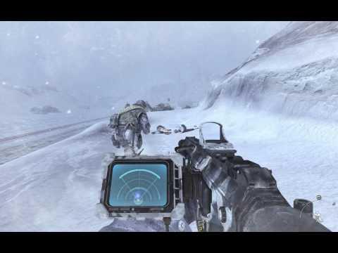 Call of Duty 6 Modern Warfare 2 - Acto 1 Mision 3 - 'Maximo Riesgo' Español HD PARTE 1