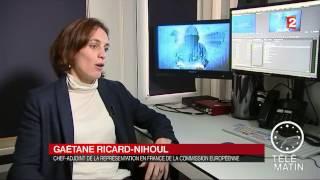 À l'approche de l'élection présidentielle, la Commission européenne lance des mini-vidéos sur intern