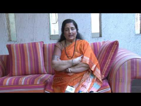 Padma Shri Award Winner Anuradha Paudwal Interacts With Media