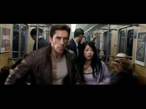 Ninja Ninja (Clip 'Subway Fight')