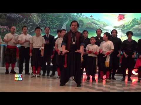 Tub Ntsuj Hauj Keeb - Muab Yuaj Txhawb Koob Rau Tsoom Xib Fwb, Tim Fwb & Tub Kawm (видео)